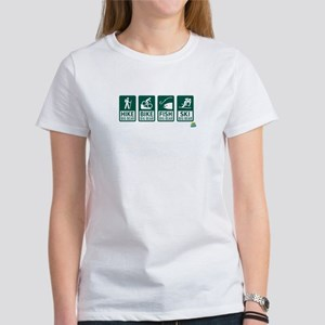 Three Pines Big Bear Activities Women's T-Shirt