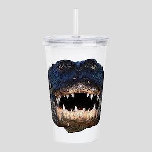 SMILE PRETTY Acrylic Double-wall Tumbler