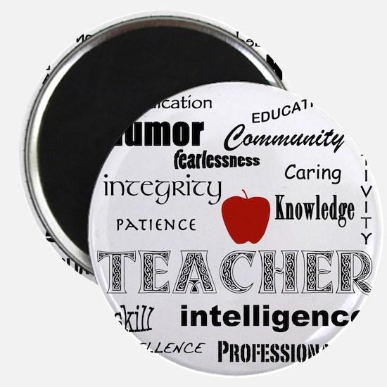 Teacher Pride Magnet