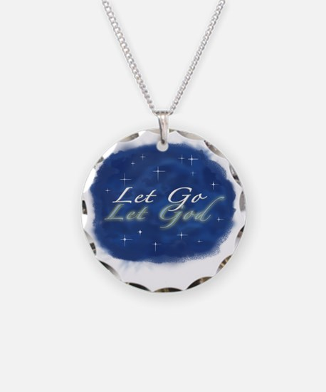 Let Go and Let God w/ Stars Necklace