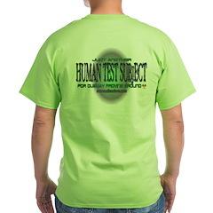 Human Test Subject 2004 - T-Shirt