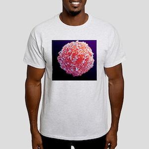 Immune system cell, SEM Light T-Shirt