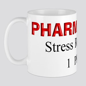 pharmacist stress reliever Mug