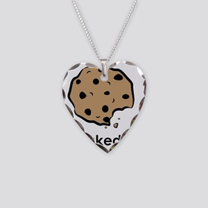 Baked. Necklace Heart Charm