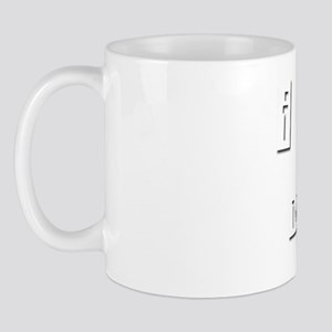 I Love Marty Mug