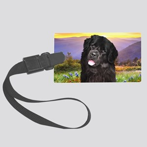 meadow(carmag) Large Luggage Tag