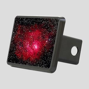 Lagoon nebula M8 Rectangular Hitch Cover