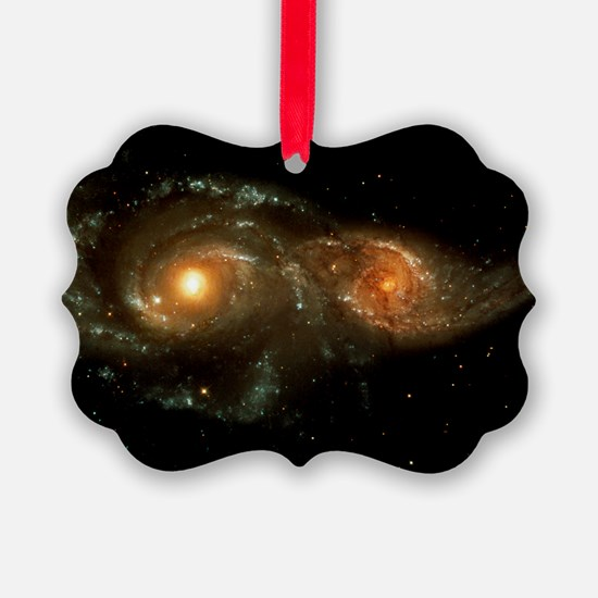 Interacting galaxies Ornament