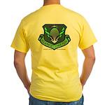 Yellow Planet Patrol T-Shirt