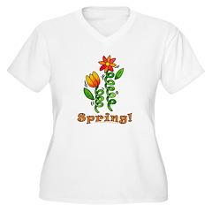 Spring Flowers T-Shirt