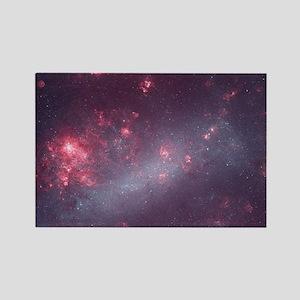 Large Magellanic Cloud Rectangle Magnet