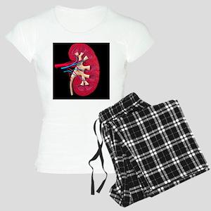 Kidney Women's Light Pajamas