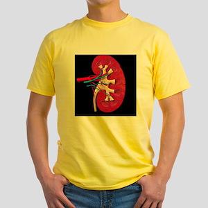 Kidney Yellow T-Shirt