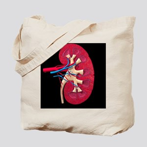 Kidney Tote Bag