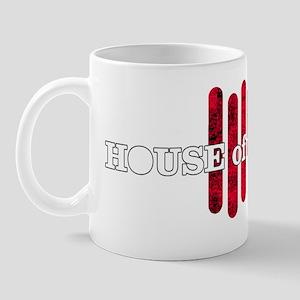 HotR Logo Side By Side Trans Outline Mug