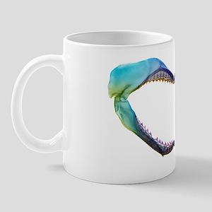 Jaws of a shark Mug
