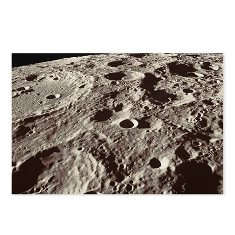 Lunar surface Postcards (Package of 8)