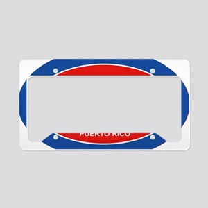 Puerto Rico - PR License Plate Holder