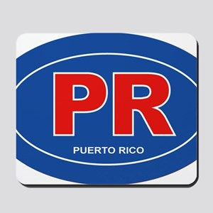 Puerto Rico - PR Mousepad