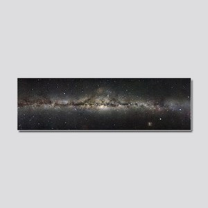 Milky Way Car Magnet 10 x 3