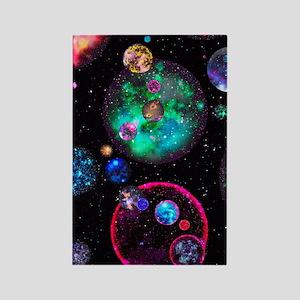 Multiple universes Rectangle Magnet