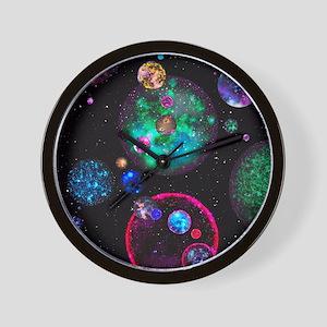 Multiple universes Wall Clock
