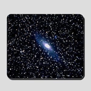 Optical photograph of the Andromeda Gala Mousepad
