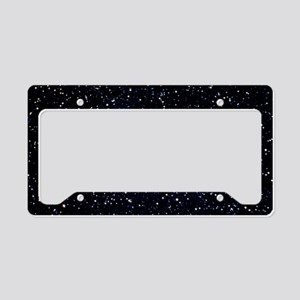 Optical photograph of the And License Plate Holder