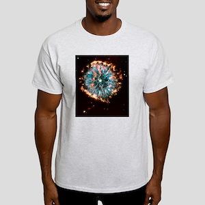 Planetary nebula Light T-Shirt