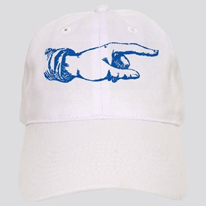 Pointing hand Cap