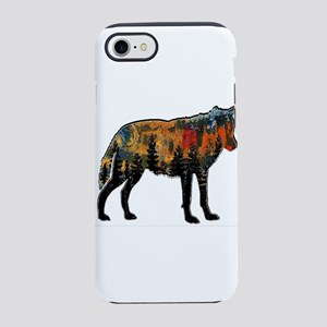PAINT FOR WOLF iPhone 7 Tough Case