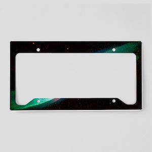 Planetary nebula M2-9 License Plate Holder