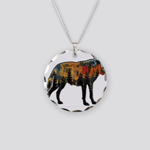 PAINT FOR WOLF Necklace