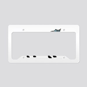 PAINT FOR WOLF License Plate Holder