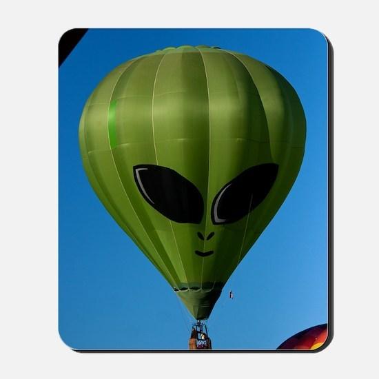 (10) Balloons Shape   6244 Mousepad