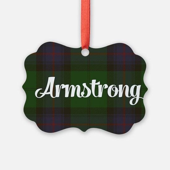 Armstrong Tartan Ornament