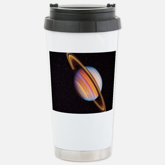 Saturn Stainless Steel Travel Mug