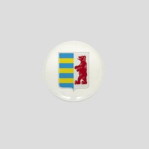 Rusyn Emblem (car flag) Mini Button
