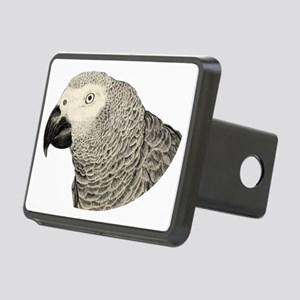 The Wise Grey Rectangular Hitch Cover