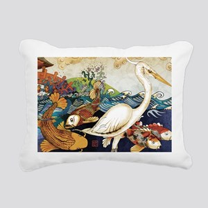 Winds of Change II Rectangular Canvas Pillow