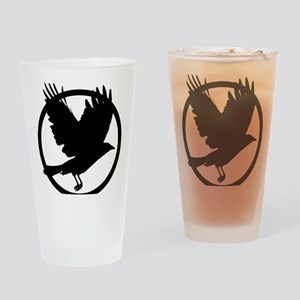 Krow Drinking Glass