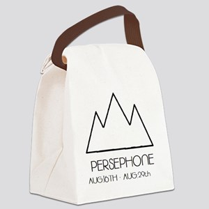 Persephone Asterian astrology Canvas Lunch Bag