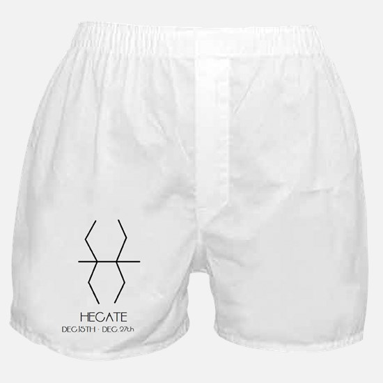 Hecate Asterian astrology Boxer Shorts
