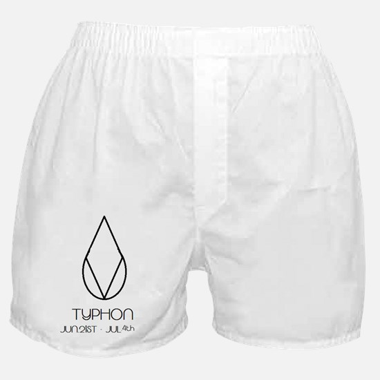 Typhon Asterian astrology Boxer Shorts