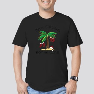 From The Islands Men's Fitted T-Shirt (dark)