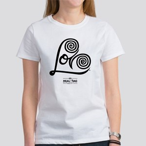 White: Heart Me Women's T-Shirt