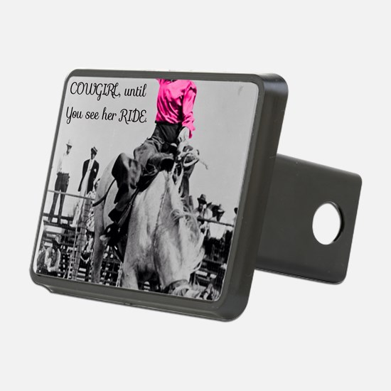 Dont call her a cowgirl un Hitch Cover