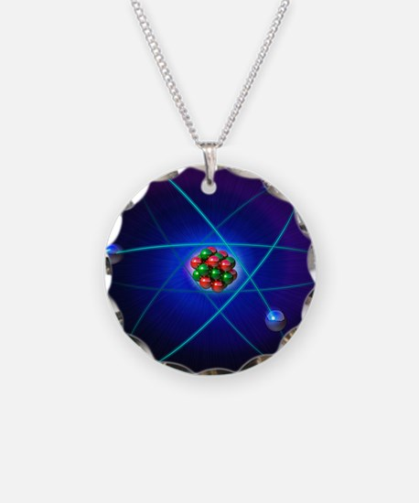 Atomic structure Necklace