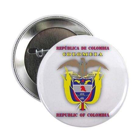 "Colombia products v1 2.25"" Button (10 pack)"