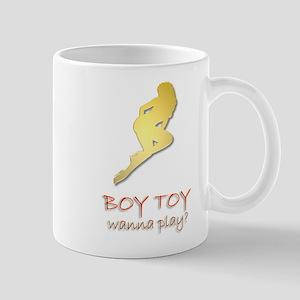 """""""Boy Toy"""" for Her Mug"""